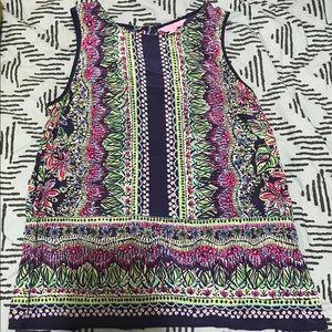 Lily Pulitzer shirt size small